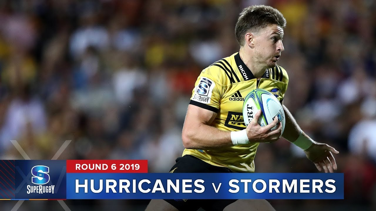 Hurricanes v Stormers | Super Rugby 2019 Rd 6 Highlights