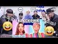 |BTS reaction To|  KILL THIS LOVE - PARODY LankyBox