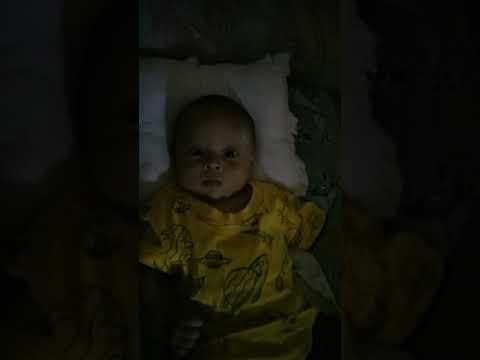 Bayi Bisa Ketawa Lucu Umur 2 Bulan..lucu Abis