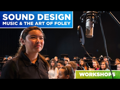 Workshops – Sound Design: Music and the Art of Foley