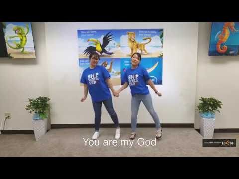 Never Let Go of Me - Logos Korean Church of Atlanta VBS 2018