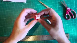 Repeat youtube video Papercraft - Minecraft