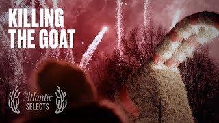 Who Killed Gävle? The Doomed 40-Foot Christmas Goat