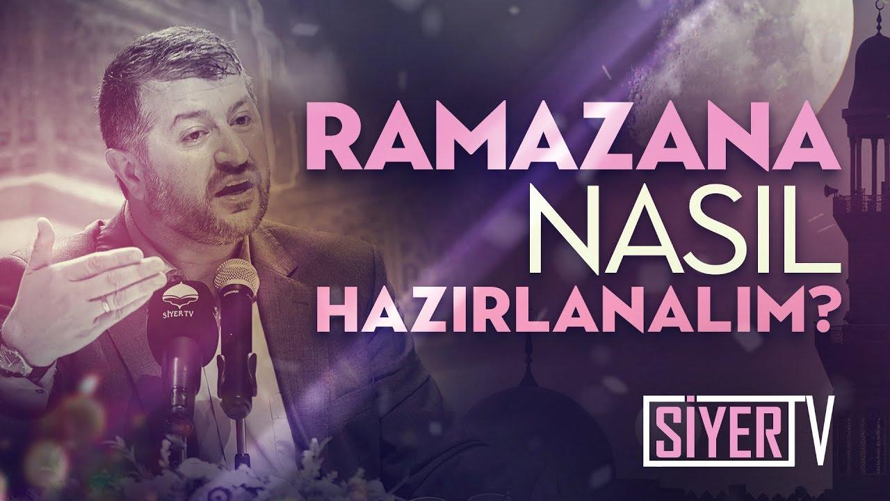 Ramazana Nasıl Hazırlanalım? | Muhammed Emin Yıldırım