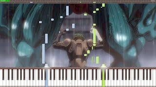 One Punch Man - Emotional/Sad theme (Mumen Rider) ワンパンマン [piano tutorial] thumbnail