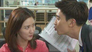 [A Daughter Just Like You] 딱 너같은 딸 40회 - Kang Kyung-joonu0026Lee Su-kyeong, office romances 20150710
