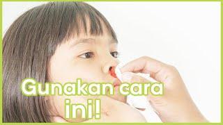 Kejadian mimisan sering terjadi pada anak usia 2 sampe 10 tahun. Penyebab terjadinya mimisan ini ada.