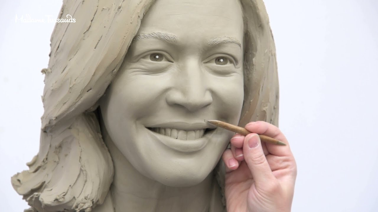 Kamala Harris to be first vice president with wax figure at Madame ...