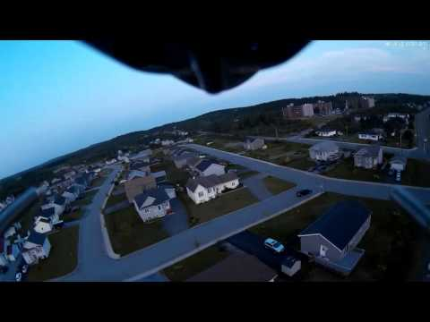 Wltoys V912 RC Helicopter - OutdoorFlight / Mobius Camera attached! Flying High!!!