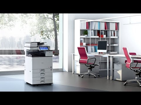 The new Ricoh IM C Series | Intelligent Printing - YouTube