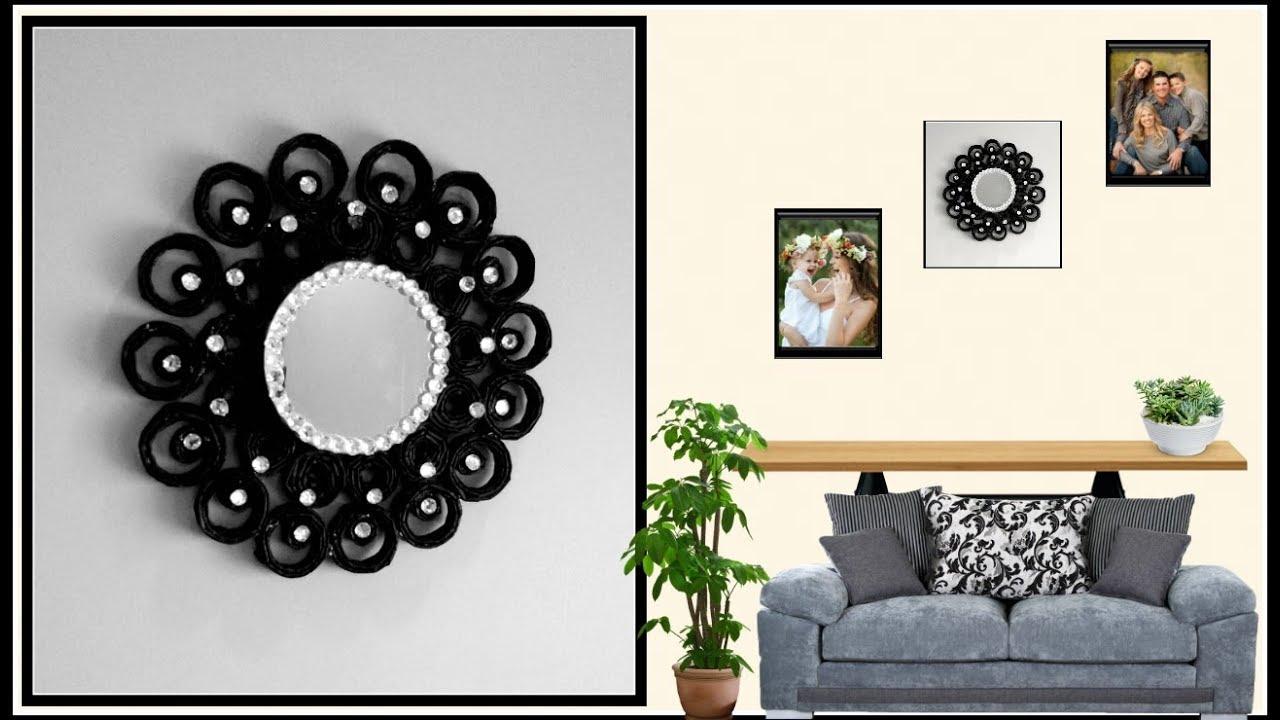 Diy wall decoration idea wall decor using newspaper youtube diy wall decoration idea wall decor using newspaper amipublicfo Gallery