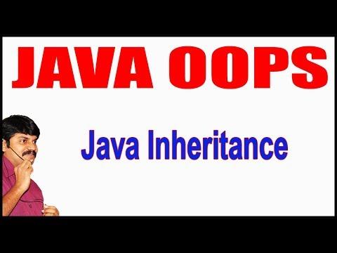 Java Tutorials || Java OOPS  || Java Inheritance || By Durga Sir