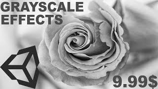 grayscale effects simple official video
