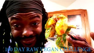 DAY 14 OF THE 100 DAY RAW VEGAN CHALLENGE