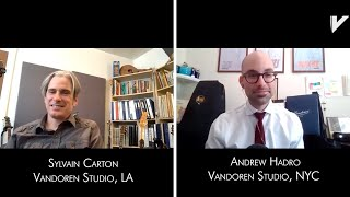 VandorenUSA Interviews: Andrew Hadro Talks with Sylvain Carton (Part 1)