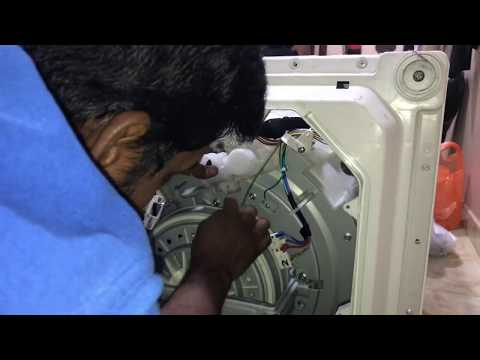 How To check Drain problems in Toshiba Top Load washing machine Telugu