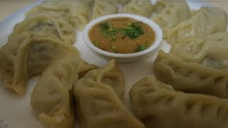 How To Make Momos/nepalese Dumplings, Hot And Spicy Chutney (sauce) For Momo