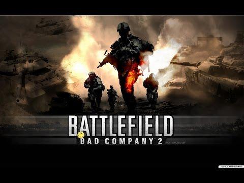 Видео: BattlefieldBad Company 2.Горит пукан как вулкан