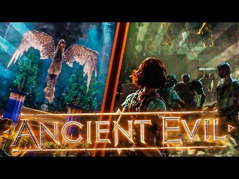 """REACCION AL NUEVO TRAILER """"ANCIENT EVIL"""" BLACK OPS 4 ZOMBIES"""
