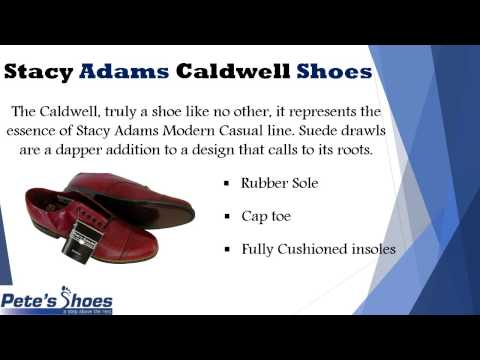 Get more information about Stacy Adams Shoes brand