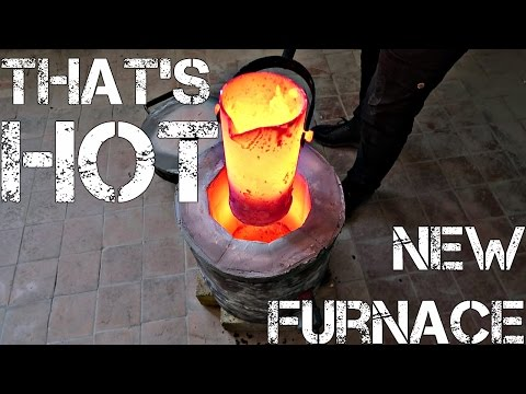 Making a new furnace