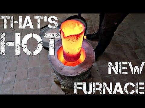 Making a new furnace