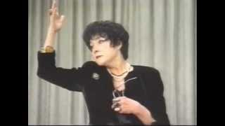 Белла Ахмадулина. Поэтический концерт в Вентспилсе.