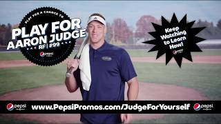 Get Coached By Judge With Pepsi Zero Sugar