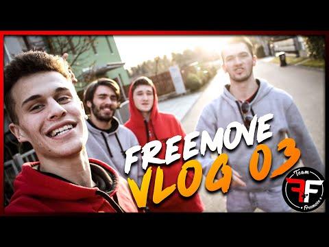 Rozdáváme RADOST! | FREEMOVE VLOG 03