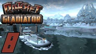 Let's Play Ratchet Gladiator [German][Blind][#8] Eiskalt erwischt!