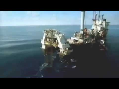 Documentary   Deep Sea Drillers   Megastructures National Geographic Factories   HD