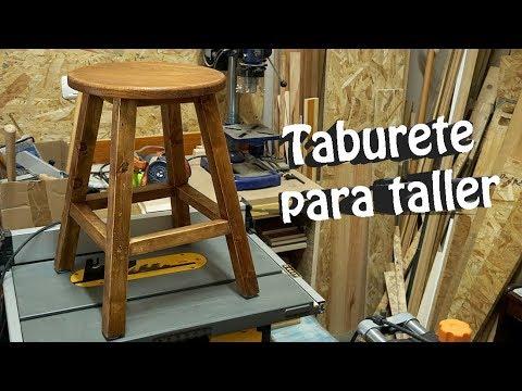 Taburete Para Taller.Taburete Para Taller Reciclado Challenge 2019