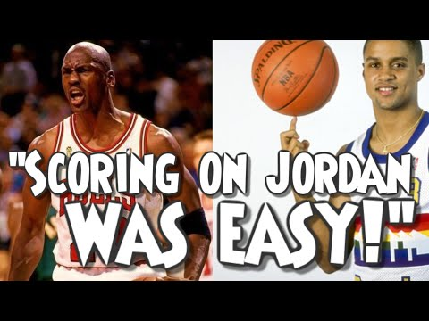 How Jordan messed with the Wrong Guy and had to pay for it