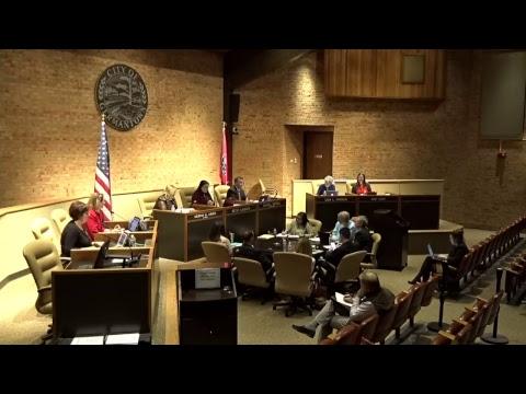Germantown Board of Education Meeting 2/20/18