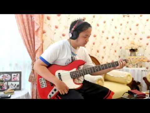 Walking with the bass-Barry Likumahuwa Project (bass cover)