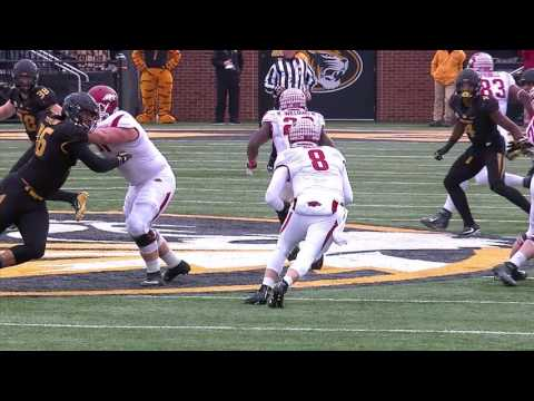 HIGHLIGHTS: Mizzou Football Downs Arkansas 28-24