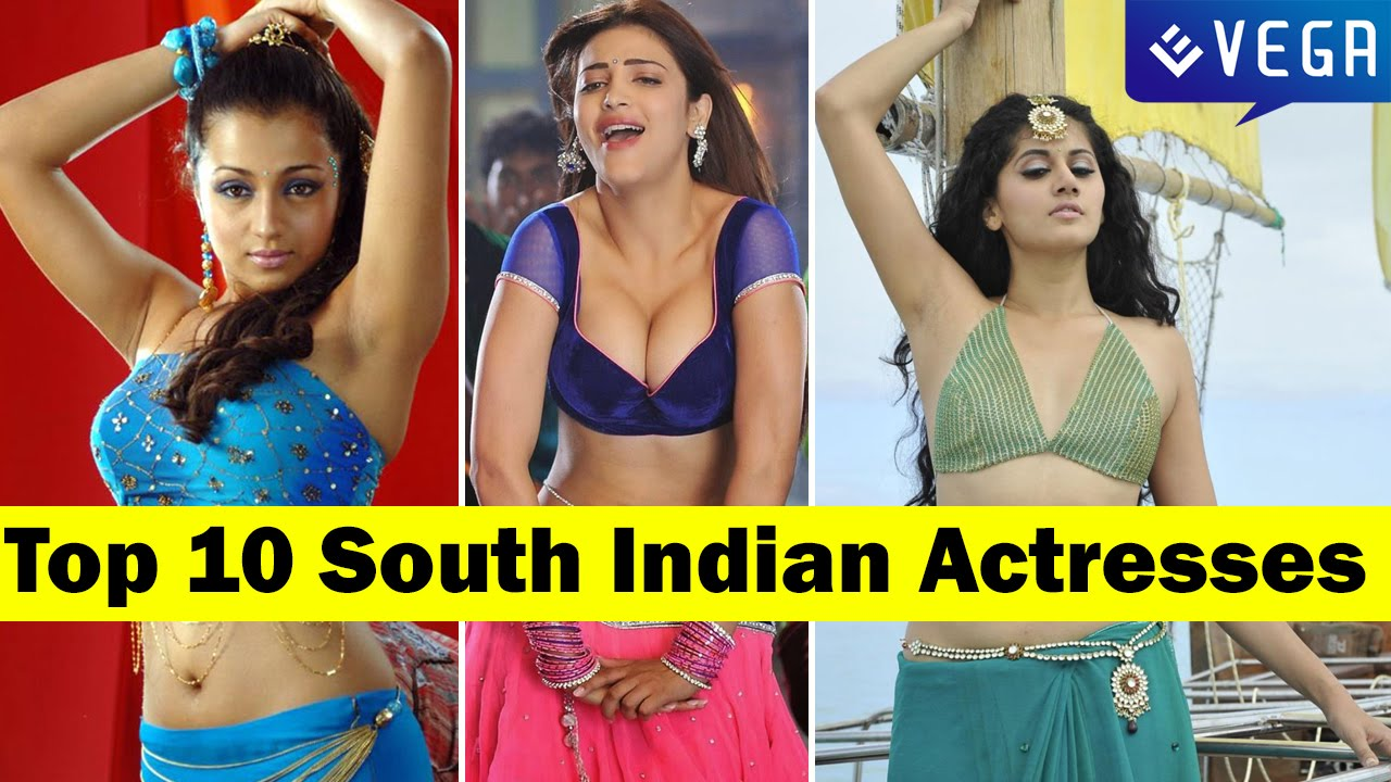 Top 10 Hottest South Indian Actresses - Youtube-5066