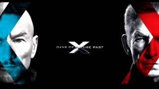 Люди Икс: Дни минувшего будущего, музыка из трейлера !HD