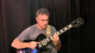 Jordu, Clifford Brown & Max Roach - solo fingerstyle jazz guitar arrangement, Jake Reichbart