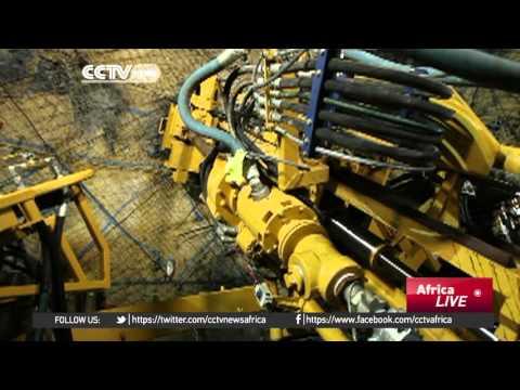 AngloGold Ashanti Group tests new boring technology
