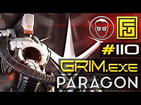 PARAGON gameplay german | Grim.exe #110 | Let's Play Paragon