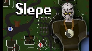 The New OSRS City of Slepe