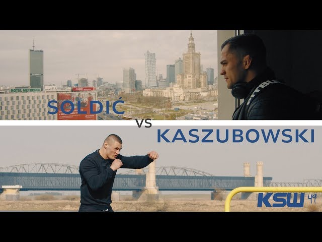 KSW 49: Roberto Soldić vs. Krystian Kaszubowski