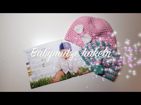 Babymütze Häkeln Myboshi Häkelanleitung Boshi Mini Für Babys