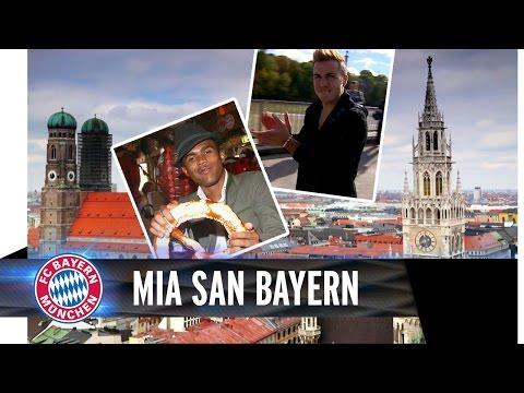FC Bayern - Stadttour durch München | Mia san Bayern