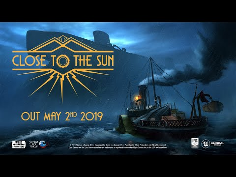 BioShock-styled horror game Close to the Sun is out in May