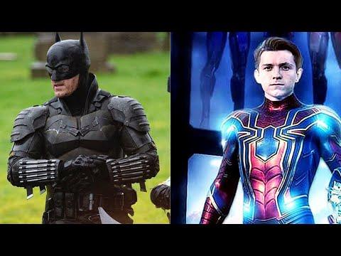 Shevtar Live: Episode  10  - Фотки со съемок Бэтмена и надолго ли Человек-Паук в КВМ