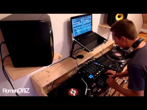 DJ Roman Ortiz - Club Promo Mix Part 1