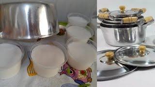 Pasta Cigana Limpa e da Brilho em  Alumínio