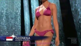 5 Aksi MEMUKAU deretan Putri INDONESIA berani memakai BIKINI, Nomor 5 bikin GAGAL FOKUS